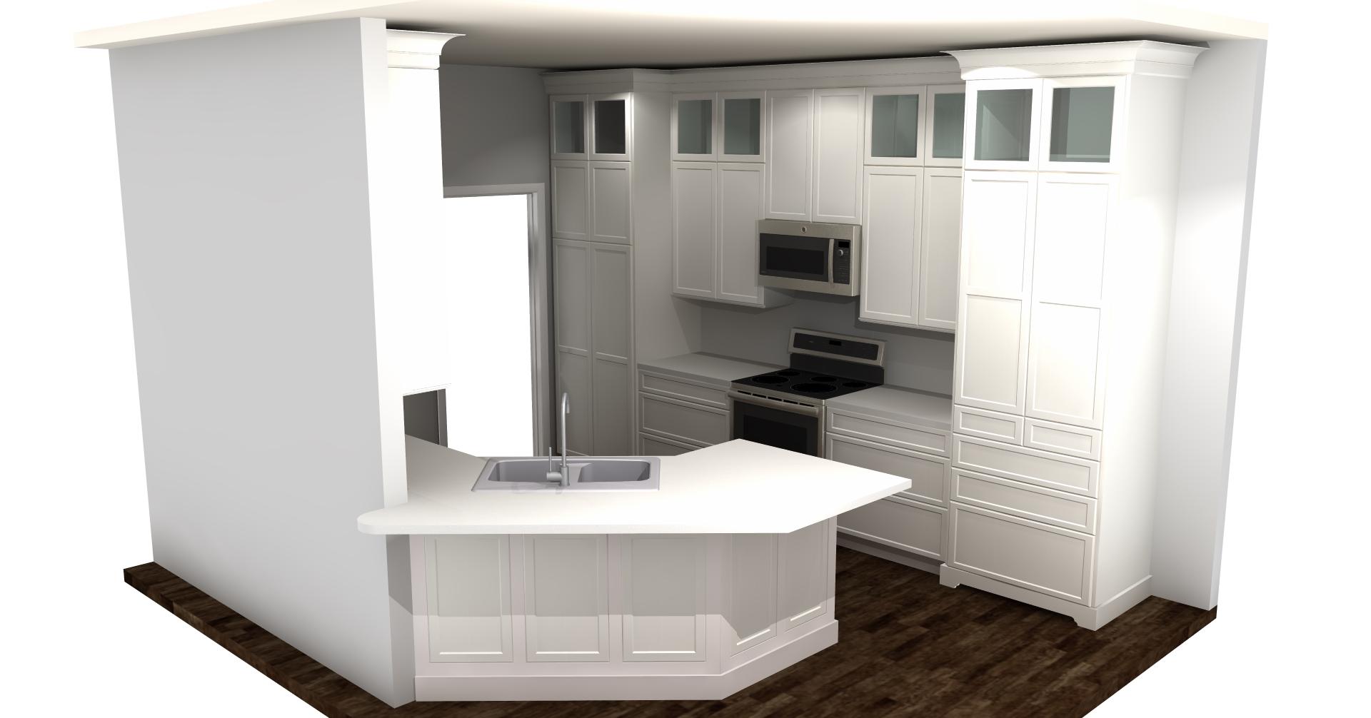 Digital Designs Gallery Cabinets By Renewabuild