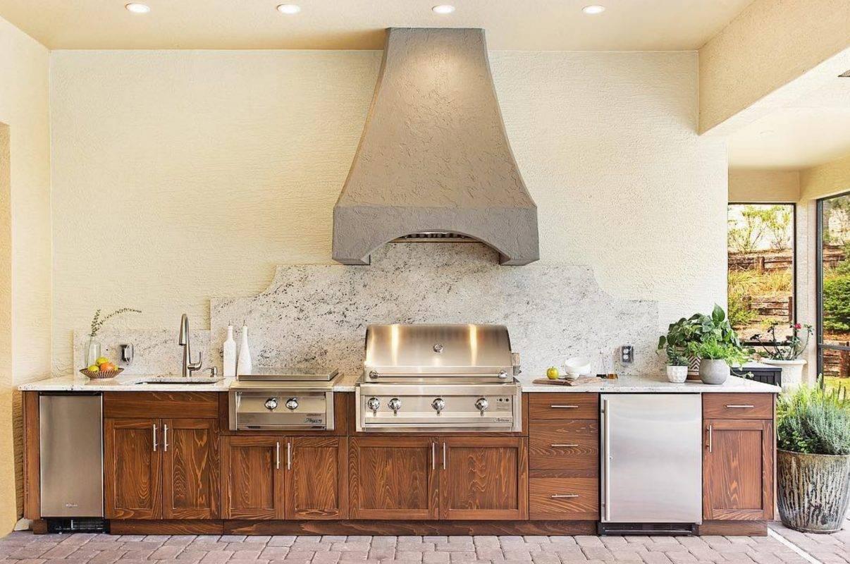 Outdoor Kitchens Cabinets By Renewabuild